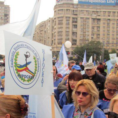 Federaţia Sindicală Hipocrat face apel la dialog social